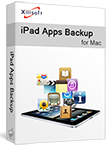 Xilisoft iPad Apps Backup for Mac
