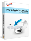 Xilisoft DVD to Apple TV Converter