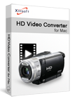 Xilisoft HD Video Converter for Mac