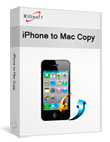 Xilisoft iPhone to Mac Copy