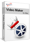 Xilisoft Video Maker for Mac