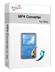 Xilisoft MP4 Converter for Mac