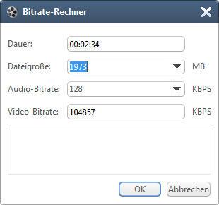 Xilisoft AVCHD Converter Anleitung