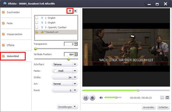 Xilisoft Blu Ray to MKV Converter