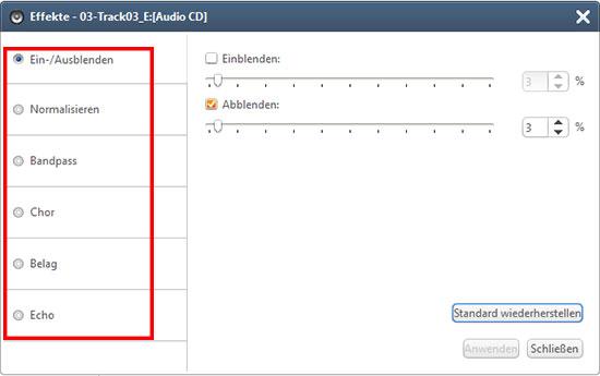Xilisoft CD Converter Anleitung