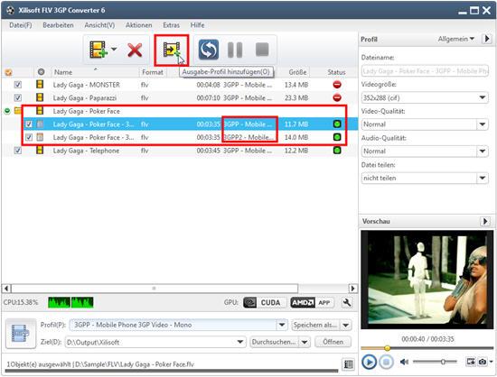 Free Flv To 3gp Converter Online