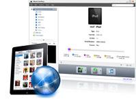 iPad-Verwaltung auf Mac, iPad verwalten