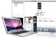 iPod auf Mac Transfer