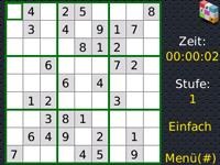 Xilisoft Blackberry Sudoku - Sudoku-Spiel