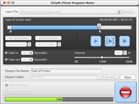 iPhone Klingelton Maker Mac - Klingelton iPhone auf mac erstellen