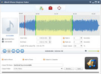 Xilisoft iPhone Klingelton Maker - M4R Klingelton erstellen