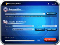 Xilisoft ISO Maker - DVD in ISO Creator