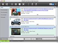 Xilisoft YouTube to iPod Converter for Mac - YouTube downloaden und konvertieren